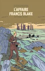 couverture de l'album L' Affaire Francis Blake - Édition bibliophile