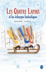 couverture de l'album Les Quatre lapins et les écharpes fantastiques