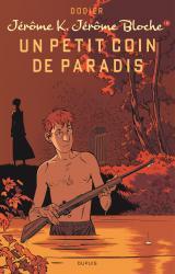 page album Un petit coin de paradis (Réédition)