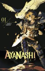 couverture de l'album Ayanashi - T.1