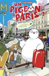 couverture de l'album Un pigeon à Paris - T.2