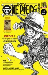 couverture de l'album One Piece Magazine - T.2