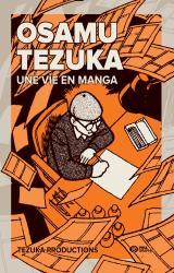couverture de l'album Osamu Tezuka, Une vie en manga