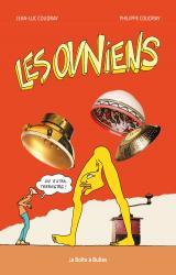 couverture de l'album Les Ovniens