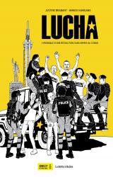 couverture de l'album La Lucha, chronique d'une révolution sans armes au Congo