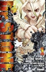 couverture de l'album Stone World