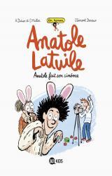 page album Anatole fait son cinéma