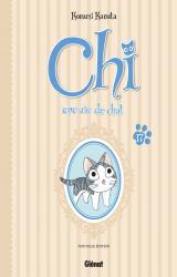 page album Chi - Une vie de chat (grand format) - T.17