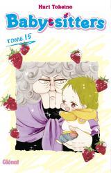 couverture de l'album Baby-sitters - T.15