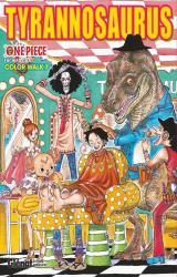 couverture de l'album One Piece Color Walk - T.7
