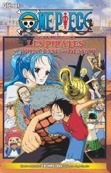 couverture de l'album One Piece - L'épisode d'Alabasta