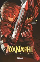 couverture de l'album Ayanashi - T.2