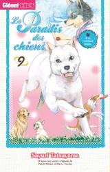 page album Le paradis des chiens - T.9