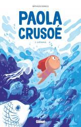 couverture de l'album Paola Crusoé - T.2 NE
