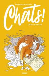 couverture de l'album Chats-tchatcha