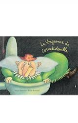 couverture de l'album La Vengeance de Cornebidouille