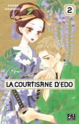 page album La courtisane d'Edo T.2