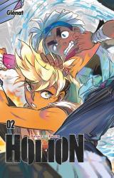 couverture de l'album Horion - T.2