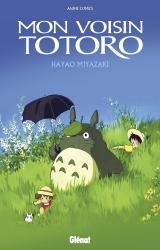 couverture de l'album Mon Voisin Totoro - Anime comics - Studio Ghibli