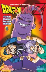 couverture de l'album Dragon Ball Z - 8e partie - T.1