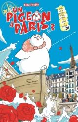 couverture de l'album Un pigeon à Paris - T.3