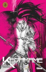 couverture de l'album Kedamame l'homme venu du chaos - T.3
