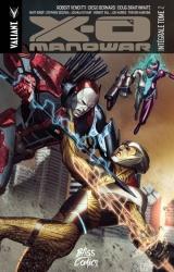 couverture de l'album X-O Manowar Intégrale 2