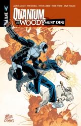couverture de l'album Quantum and Woody Must Die !