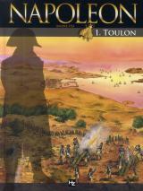 couverture de l'album Toulon