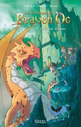 couverture de l'album L'Île aux dragons