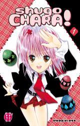 couverture de l'album Shugo Chara ! T.1