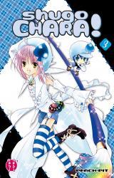 couverture de l'album Shugo Chara ! T.3