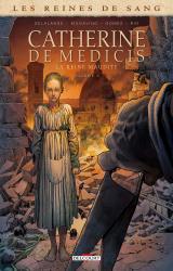 couverture de l'album Catherine de Médicis, la Reine maudite T.1