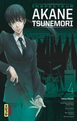 couverture de l'album Psycho-Pass Saison 1 - Inspecteur Akane Tsunemori T4