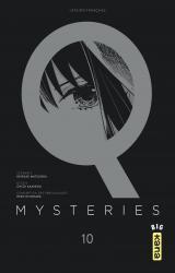 page album Q Mysteries T10