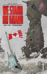couverture de l'album We stand on guard