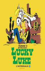 page album Lucky Luke nouvelle intégrale 3