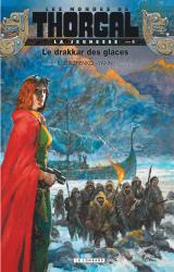 couverture de l'album Le drakkar des glaces