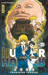 page album Hunter X Hunter T35