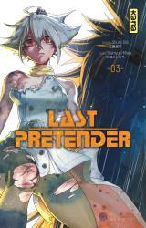page album Last Pretender T3