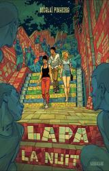 couverture de l'album Lapa la nuit