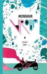couverture de l'album Monsieur Vroum