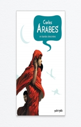 couverture de l'album Contes arabes en bandes dessinées