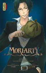 couverture de l'album Moriarty Vol.2