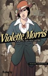 couverture de l'album Violette Morris, À abattre par tous moyens T.1