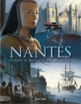 couverture de l'album D'Anne de Bretagne à d'Artagnan