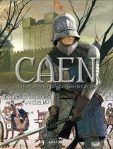 couverture de l'album De Guillaume le Conquérant à la guerre de Cent Ans