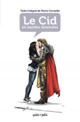 couverture de l'album Le Cid en bandes dessinées (Texte intégral)