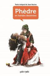 couverture de l'album Phèdre en bandes dessinées (texte intégral)