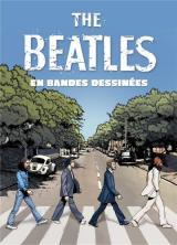 couverture de l'album The Beatles en bandes dessinées